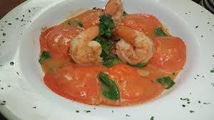 homemade pasta special lobster ravioli