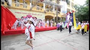 Hướng dẫn Nghi thức Đội TNTP Hồ Chí Minh 2016 - Nghi Thức Lễ Diễu ...