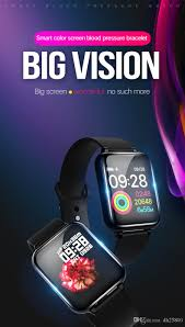 pre b57 smart watch monitor