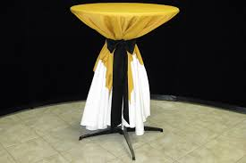 table linen size for your wedding