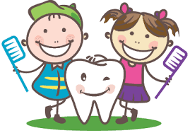 DCOC37 | Dentists Clipart Of Children Pack #5207