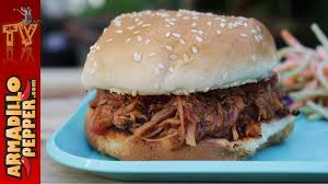pulled pork with moonshine bbq sauce