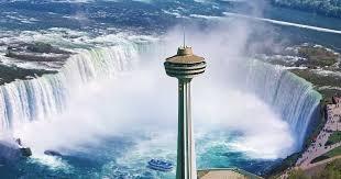 skylon tower revolving restaurant in