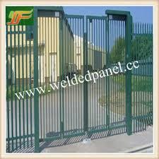 Buy Direct From China Factory Plastic Plastic Garden Fencing 8 12 Galvanized Steel Fence Poles Buy Garden Fence Fence Panels Garden New Welded Metal Garden Fence Panels Prices Product On Alibaba Com