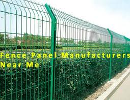 Fence Panel Manufacturers Near Me Saglam Fence
