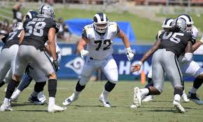 Rams OL Aaron Neary suspended for first 4 games of season