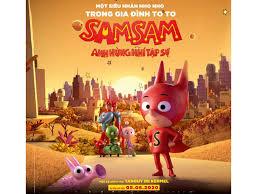 Phim hoạt hình chiếu rạp dành cho thiếu nhi | Văn hóa