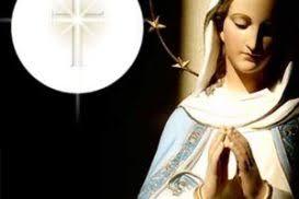 La Virgen María y la Eucaristía - Medjugorje - Virgen de Medjugorje