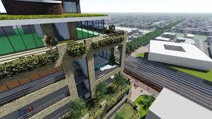 rooftop garden green conceptors