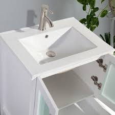 bathroom vanity set with mirror