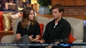 Sophia Bush & Austin Nichols on NY PIX morning news - YouTube