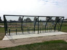 Crestwood Cycle Shelter Cycle Shelters By Lockit Safe Ltd