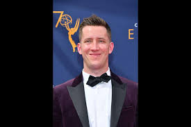 Adam Bricker on the red carpet at the 2018 Creative Arts Emmys.    Television Academy