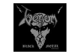 Venom Black Metal Vinyl Sticker