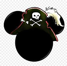 Mickey Mouse Minnie Mouse The Walt Disney Company Computer mouse - pirate hat  png download - 952*917 - Free Transparent Mickey Mouse png Download. - Clip  Art Library