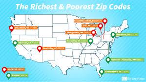 Poorest Zip Codes in America ...