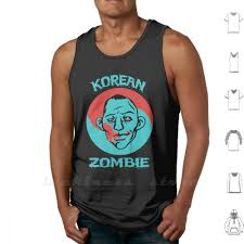 The Korean Zombie Shirt Sleeveless Tank ...