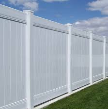 Not Your Average Fence This Is A High Wind Fence Crown Vinyl Fence
