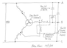 3 phase converter wiring aspects of