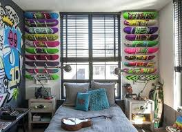 Kids Bedroom Decor Ideas 8 Sports Themed Bedrooms For All Tastes