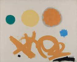 """Bland"""" by Adolph Gottlieb - Jonathan Boos"""