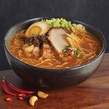 y pork tonkotsu flavor ramen noodle
