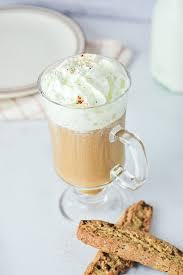 homemade sweet cream coffee creamer