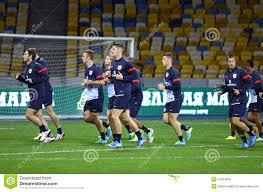 England National Football Team Training ...