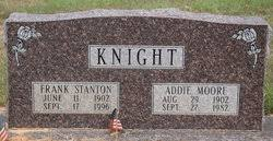 Addie Moore Knight (1902-1982) - Find A Grave Memorial