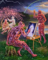 "Adrian Cox ""Terra Incognita"" at Corey Helford Gallery — Create! Magazine"