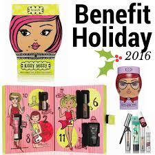 benefit holiday 2016 already yup