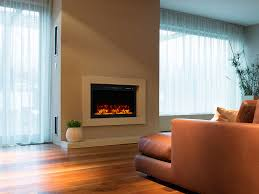 built in electric fireplace sc36 b