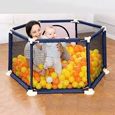 Indoor Outdoor 6 Surface Baby Playpens Children Place Fence Kids Activity Gear Safety Protection Toddler Fence Buy High Quality Baby Playpen Children Play Fence Kid Fence Product On Alibaba Com
