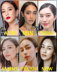 Thai Channel 7 Actresses 😍 . . . 📷 cr ...