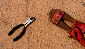 Bolt Cutters Wire Cutters Why They Are Essential Farm Tools Hobby Farms