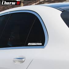 2pcs Reflective Racing Decal Side Window Windshield Graphic Stickers For Mercedes Benz W203 W204 W205 W212 W211 A Cla Gla45 Amg Stickers Graphics Logo Stickersgraphic Sticker Aliexpress