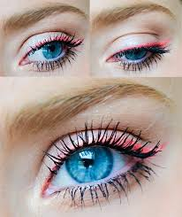 tutorials for s with blue eyes