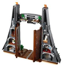 LEGO Introduces Building Set Based on Iconic Jurassic Park Gate • The Toy  Book
