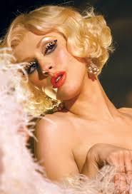makeup looks in burlesque