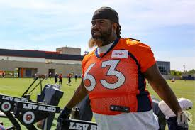 Leon Johnson loves playing on the offensive line - Mile High Report