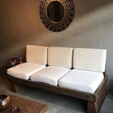 Sofa madeira almofadas 【 OFERTAS Julho 】   Clasf