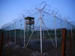 Chain Link Defense Fence For Military In Military Camp Base