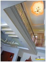 homes kerala ceiling designs gypsum