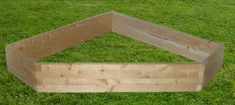 custom size raised garden bed kits with