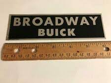 Broadway Stickers Ebay