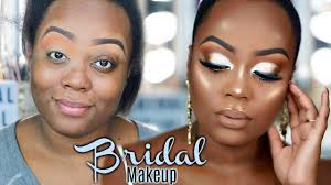 bridal wedding makeup tutorial