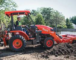 kubota dealer evergreen tractor