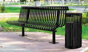 The Advantages Of Hd Metal Park Benches Huangding Garden Facilities