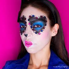 60 easy halloween makeup ideas you ll love