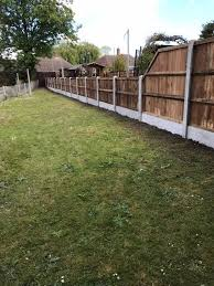 6 Foot High To 4 Foot High Boundary Fencing Facebook